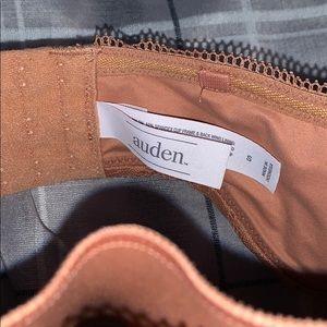 Auden Intimates & Sleepwear - NEVER WORN! Small strapless bra